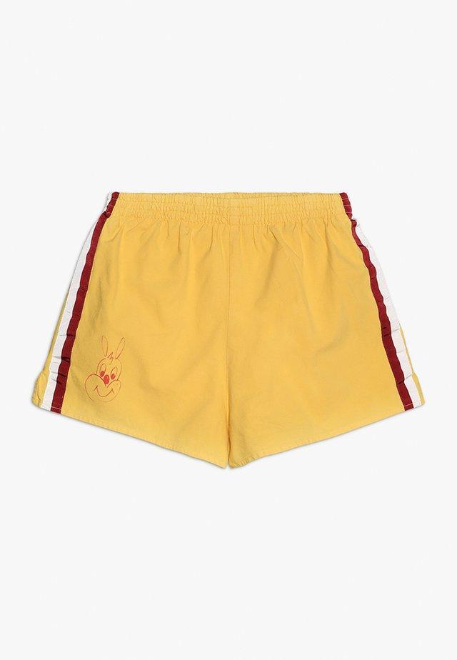 SPIDER KIDS - Shorts - yellow