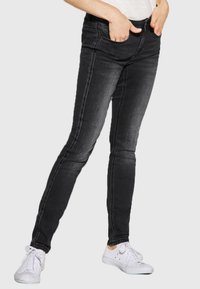 Street One - Slim fit jeans - black - 0