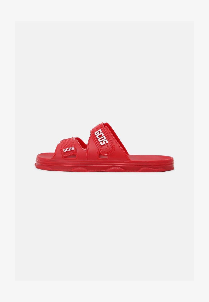 GCDS - UNISEX - Slip-ins - red