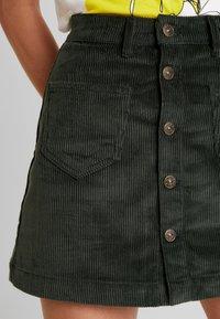 ONLY - ONLAMAZING SKIRT - A-line skirt - green gables - 4
