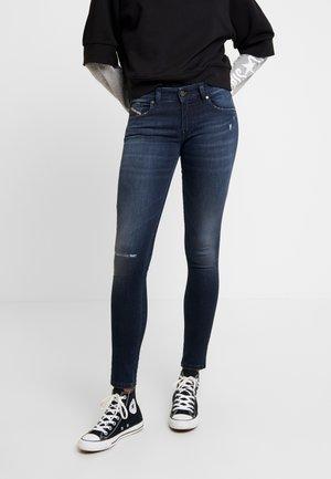 SLANDY-LOW - Jeans Skinny Fit - indigo