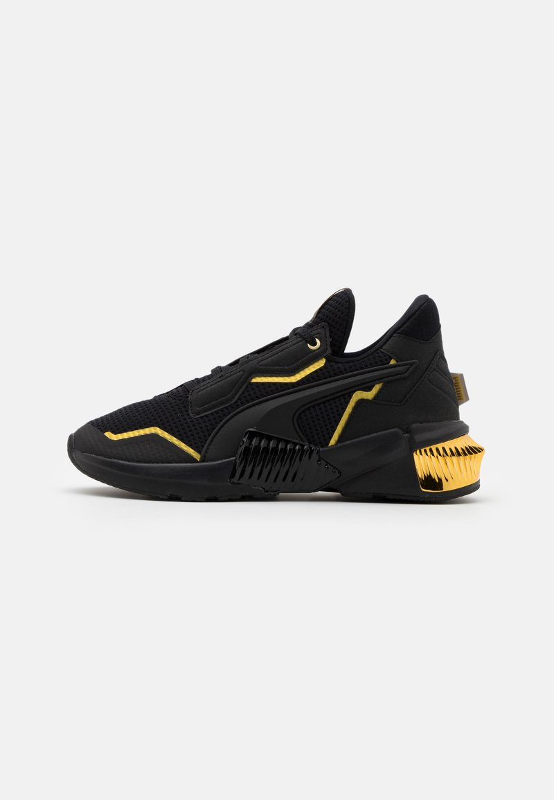 Puma - PROVOKE XT - Trainings-/Fitnessschuh - black/team gold
