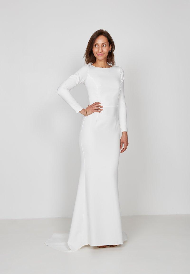 True Violet - FISHTAIL - Cocktail dress / Party dress - off-white