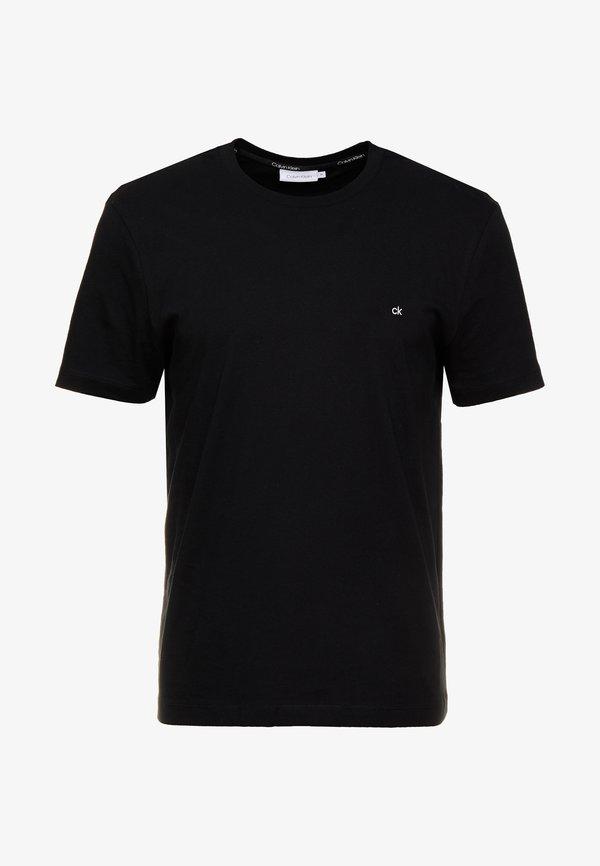 Calvin Klein T-shirt basic - black/czarny Odzież Męska JYMV