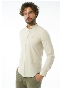 Auden Cavill - Formal shirt - beige - 2