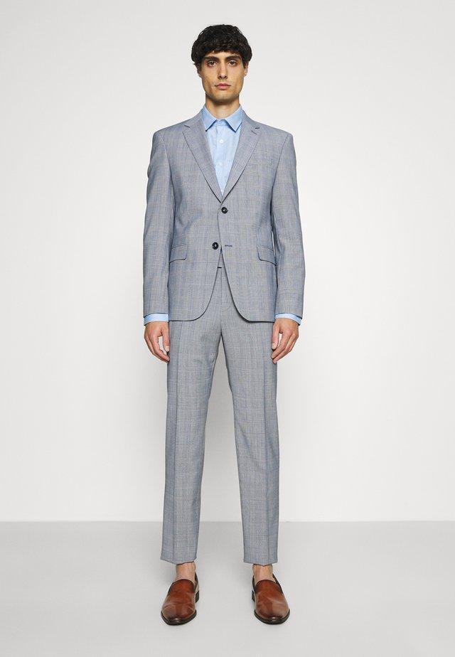 AIDAN MAX - Dress - blue