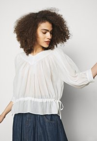 See by Chloé - Blouse - crystal white - 3