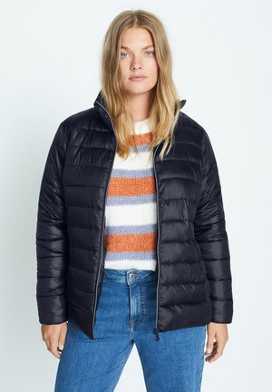 SELLER - Winter jacket - dunkles marineblau