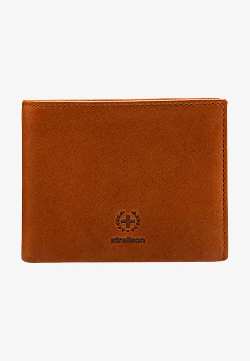 Strellson Premium - Wallet - cognac