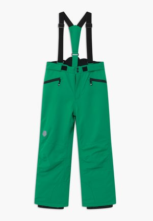Snow pants - golf green