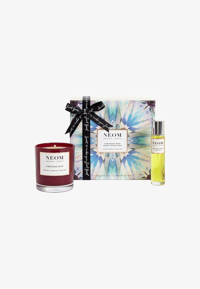 HOME COLLECTION - Fragrance set - christmas wish