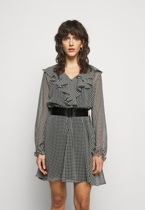 TERESA - Day dress - nero