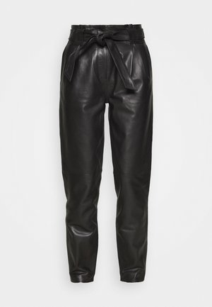 NAGO TROUSERS - Trousers - black