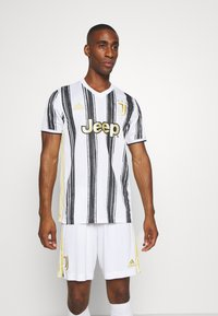 adidas Performance - JUVENTUS AEROREADY SPORTS FOOTBALL  - Squadra - white/black - 0