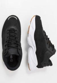 Cotton On - DIMITRI - Trainers - black/white - 1