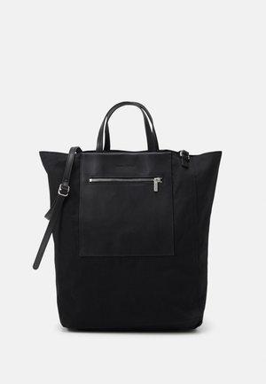 PALMA - Shoppingveske - black