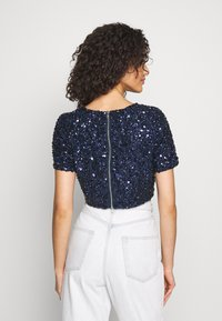 Lace & Beads - LETTY - Bluse - midnight blue - 2