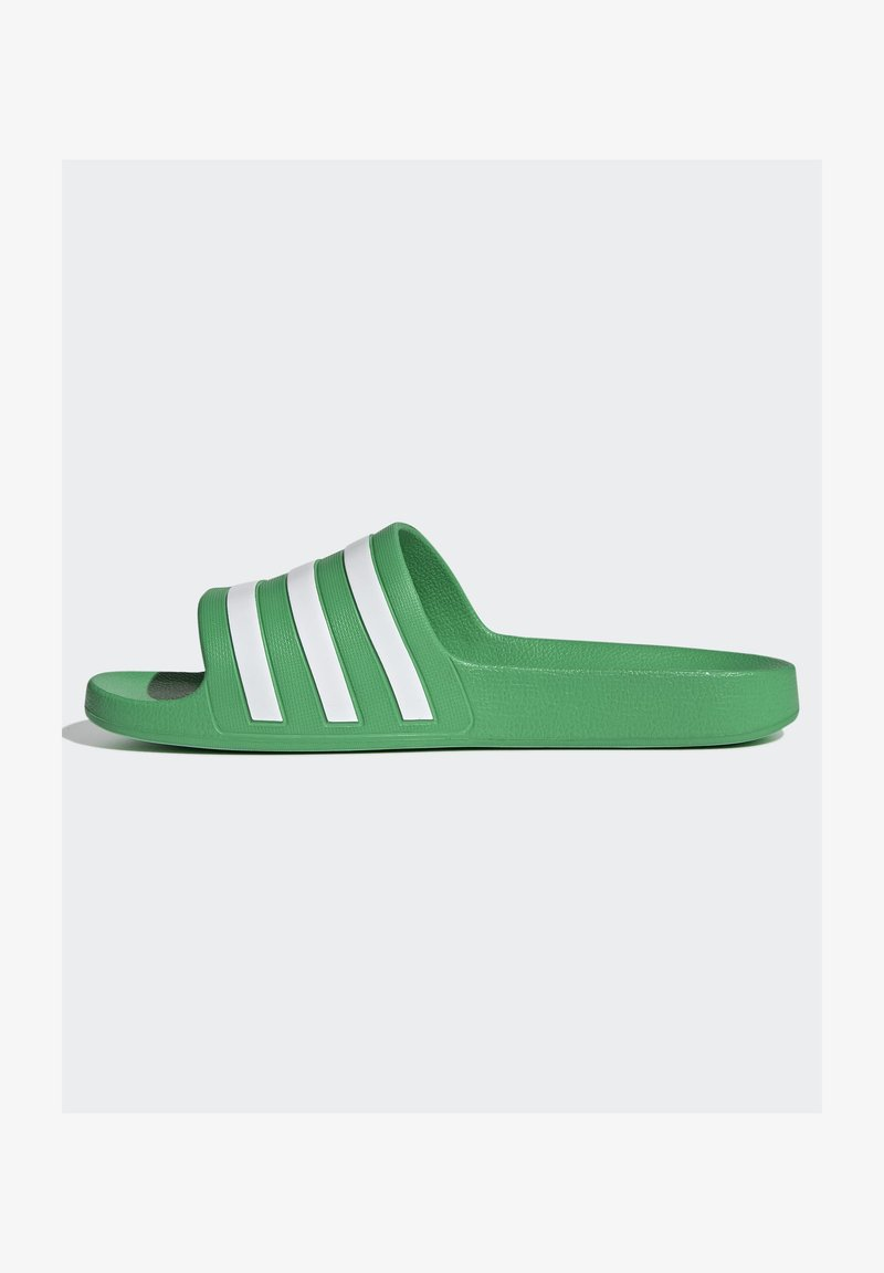 adidas Performance - ADILETTE - Pool slides - green