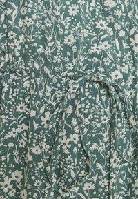 TOM TAILOR DENIM - DRESS WITH BACK DETAIL - Day dress - mineral blue - 2