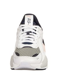 Puma - Trainers -  white /  black - 5
