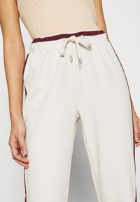 ONLY - ONLRIA LONG PANTS - Tracksuit bottoms - moonbeam - 4
