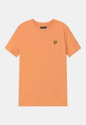 CLASSIC  - Camiseta básica - pumpkin