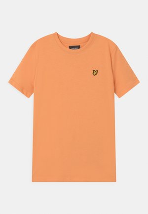 CLASSIC  - Basic T-shirt - pumpkin