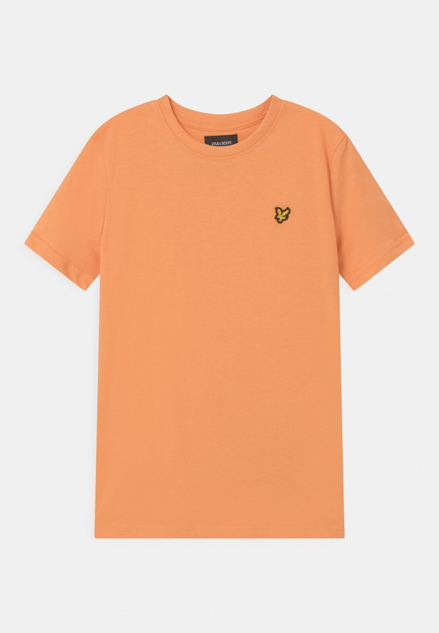 CLASSIC  - Jednoduché triko - pumpkin