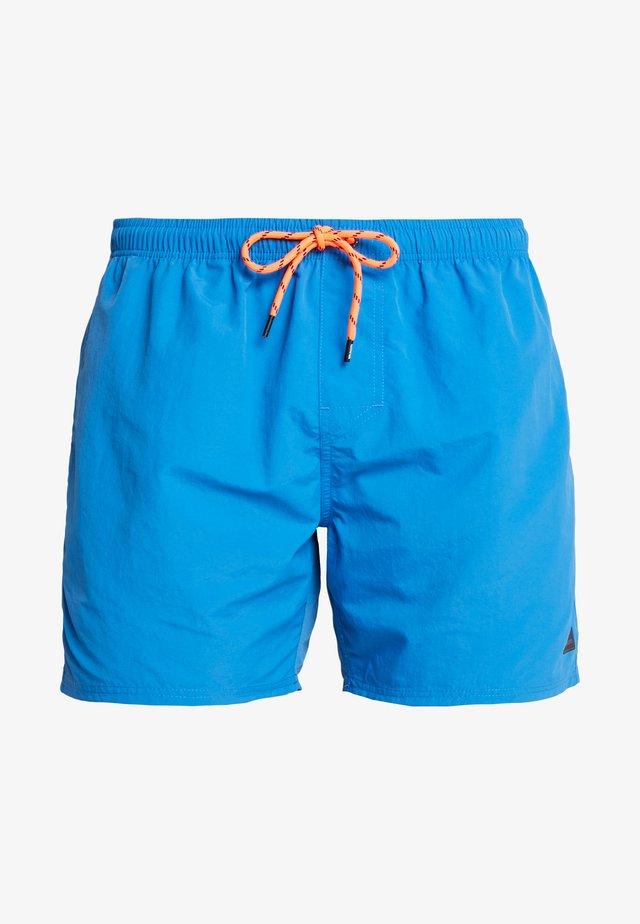 HESTER MENS SHORTS - Szorty kąpielowe - blue wave