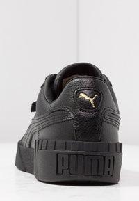 Puma - CALI - Sneaker low - black - 5