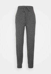 NIGHTWEAR TROUSER - Pyjama bottoms - grey dusty