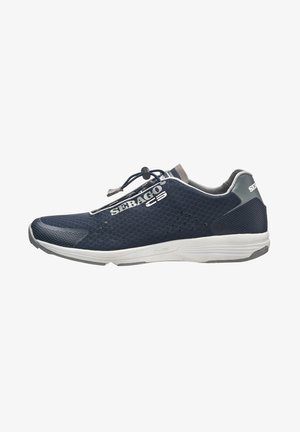 Trainers - blue navy
