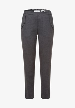 STYLE MAREEN S - Tracksuit bottoms - light grey