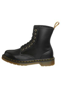 Dr. Martens - WINCHESTER II BOOT 1460 VEGAN - Lace-up ankle boots - black - 4