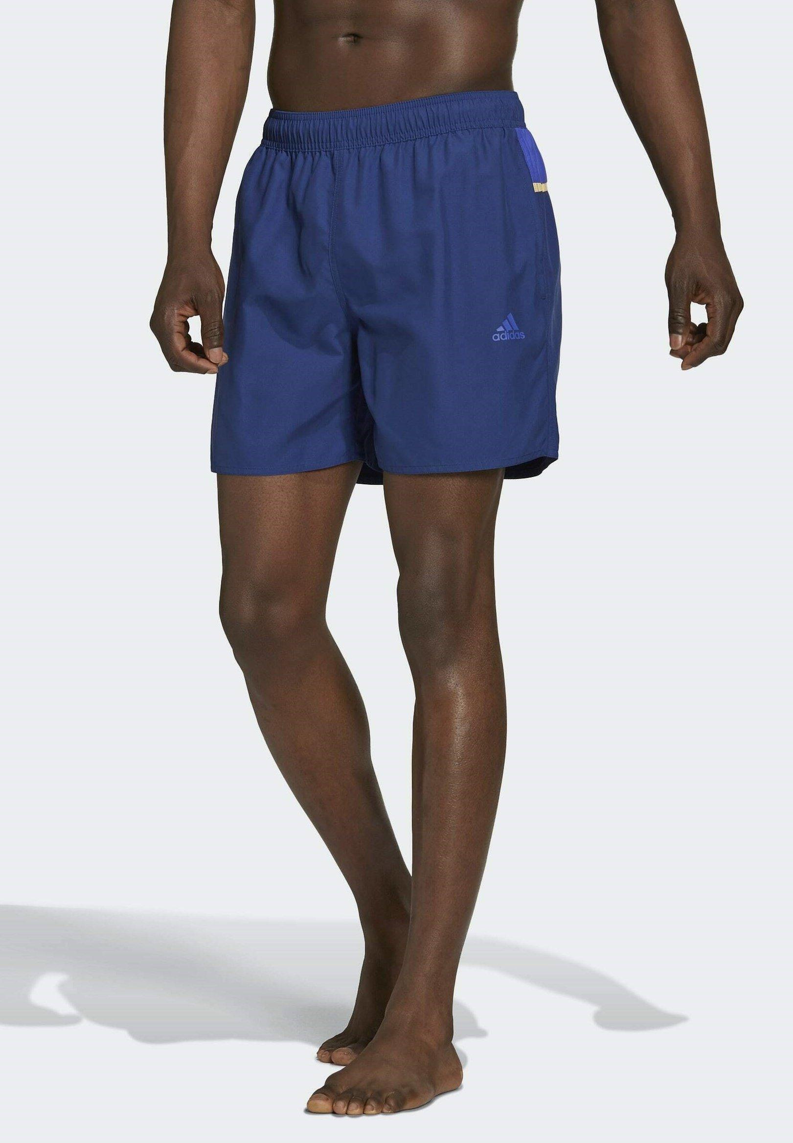 Men BOS3S CLASSICS SL SWIM SPORTS MUST HAVES PRIMEGREEN SHORTS - Swimming shorts