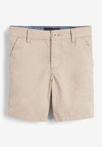 Next - 2 PACK  - Shorts - beige/black - 1