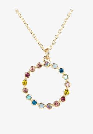 Collier - multi-coloured