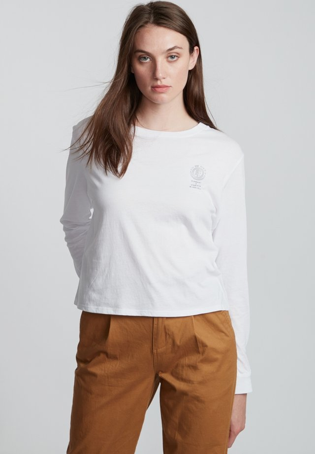 NAT GEO - Long sleeved top - white