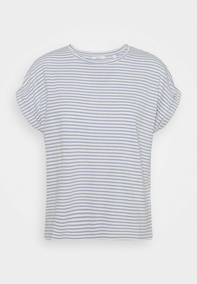 SIPAY ROS - T-shirt con stampa - blue mood
