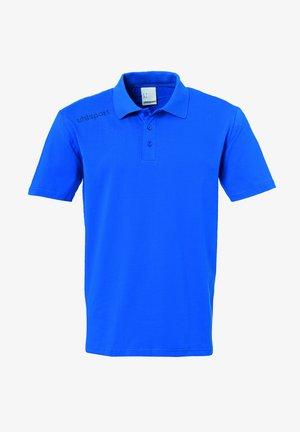 Polo shirt - azurblau