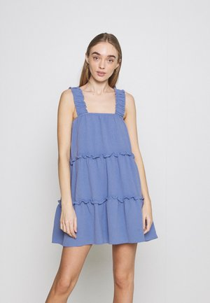 ANNECY DRESS - Day dress - blue