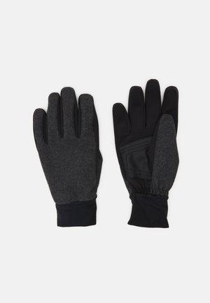 WALK TOUCH-TEC™ - Gloves - black/grey alpine melange