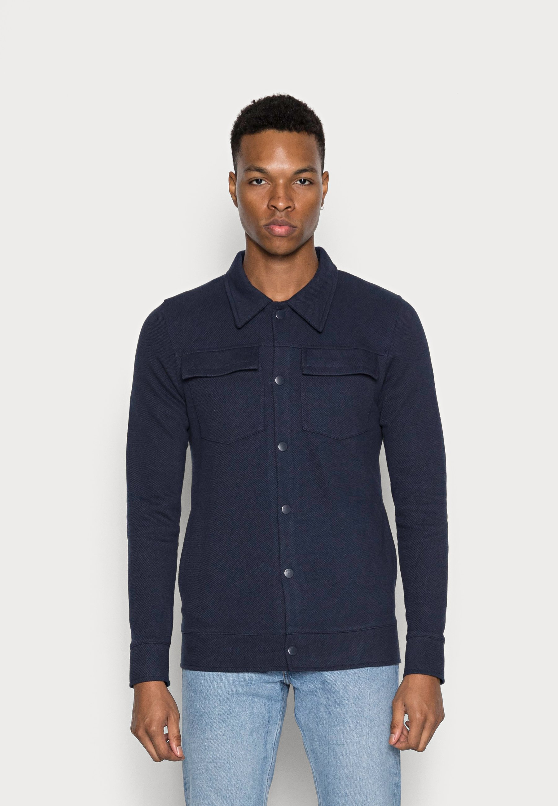 Homme JJSTRUCTURE OVERSHIRT - Chemise