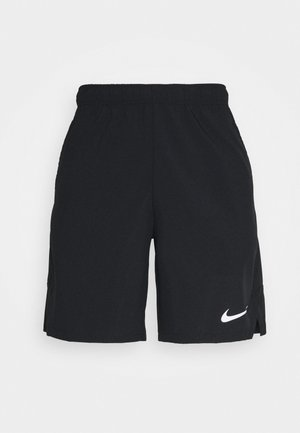 FLEX SHORT - Sports shorts - black/white