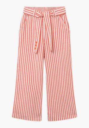 LIESE - Trousers - nasturtium