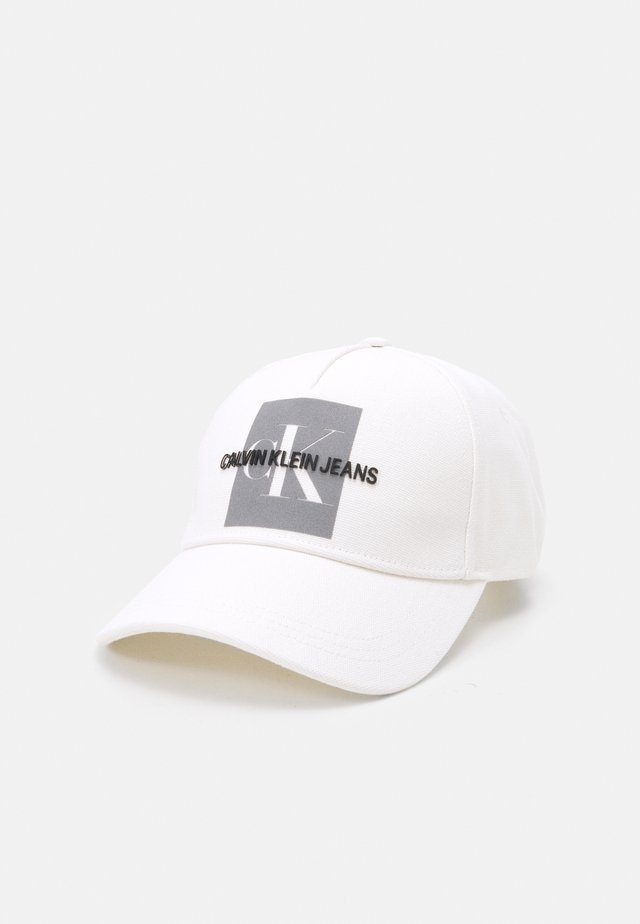 EXCLUSIVE UNISEX - Kšiltovka - white