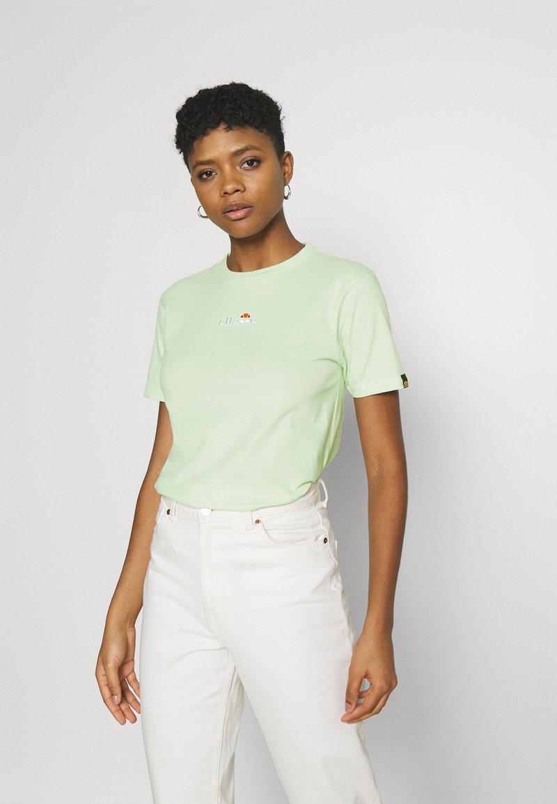 Ellesse - MIYANA - Basic T-shirt - light green