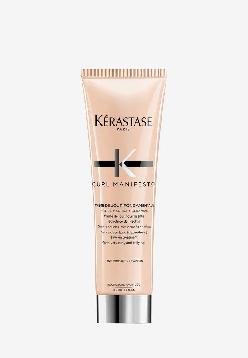 KÉRASTASE - CURL MANIFESTO CRÈME DE JOUR FONDAMENTALE - Hair treatment - -