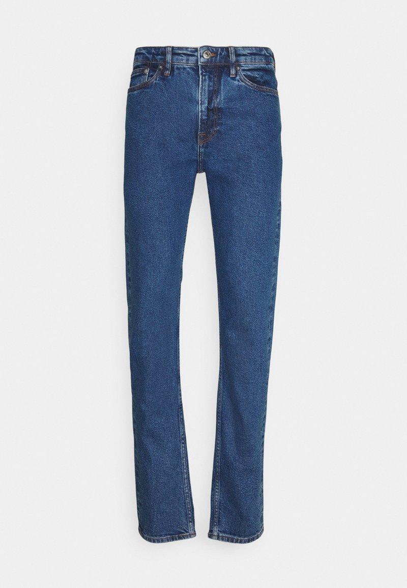 Samsøe Samsøe - RORY - Straight leg jeans - ozone marble stone