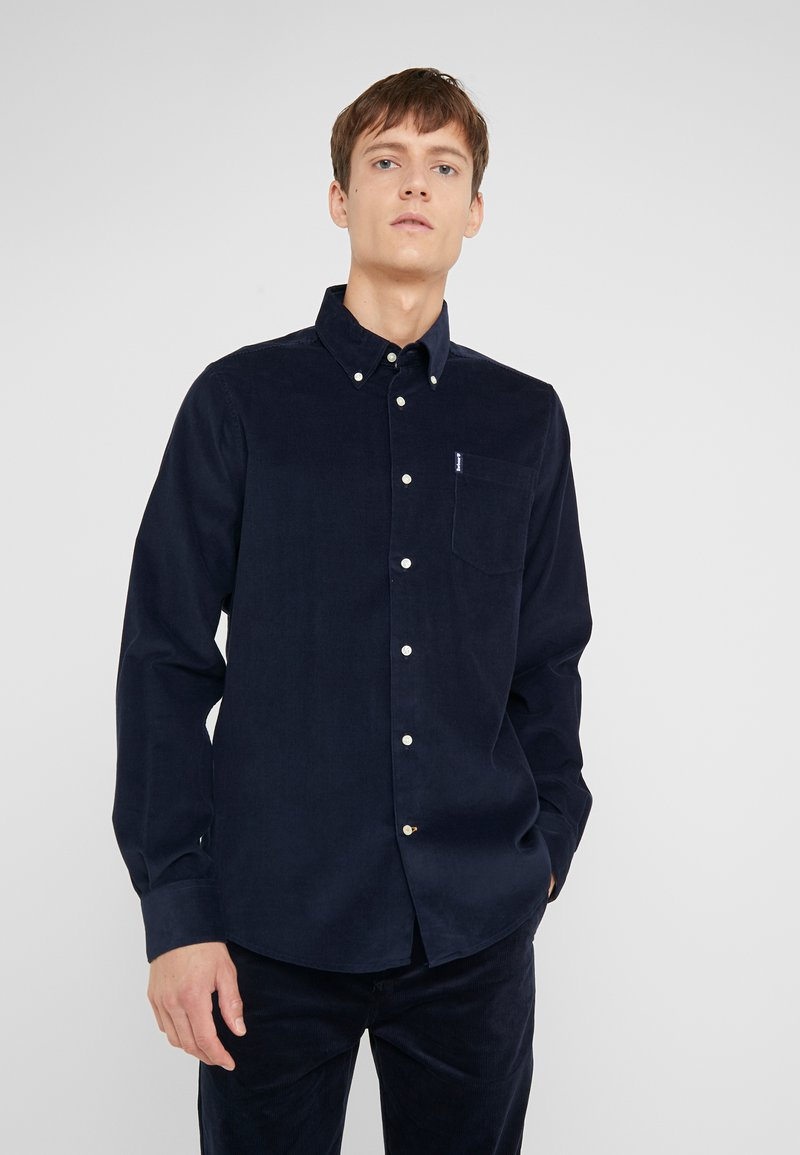 Barbour - TAILORED - Camicia - navy